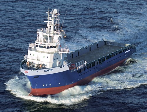 New Service Vessel for Bakkafrost