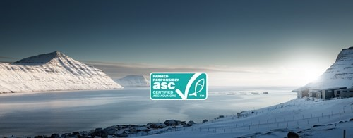 First Bakkafrost farm ASC certified
