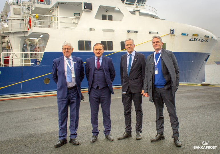 Visit by the British Minister of Agriculture, Fisheries and Food