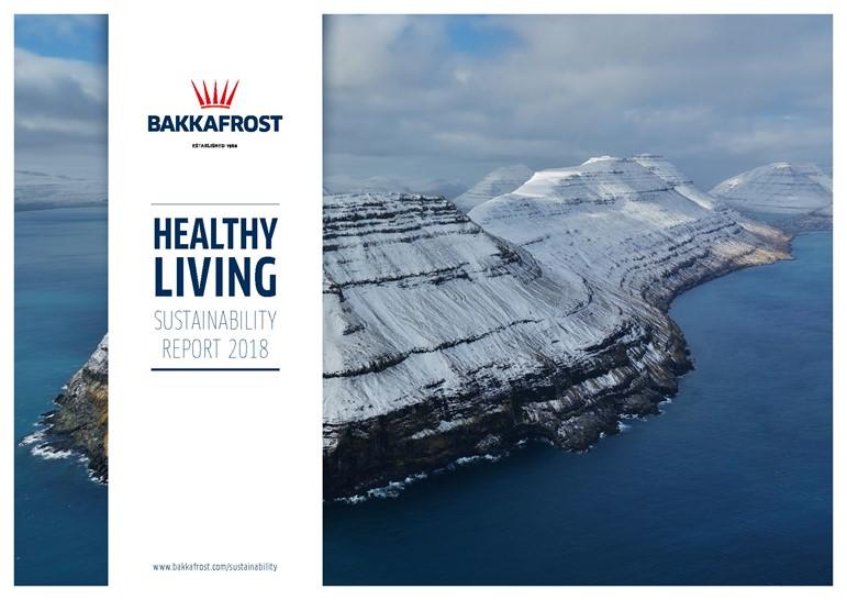 Bakkafrost útgevur 2018 Healthy Living Sustainability Report