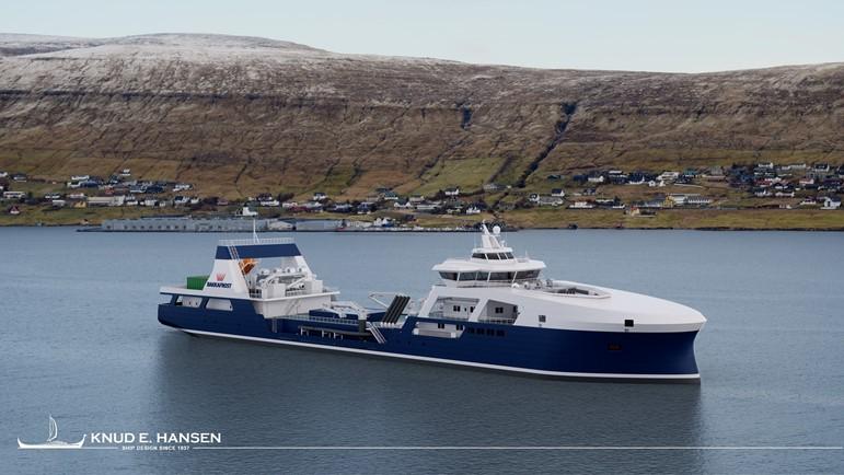Bakkafrost orders new hybrid wellboat