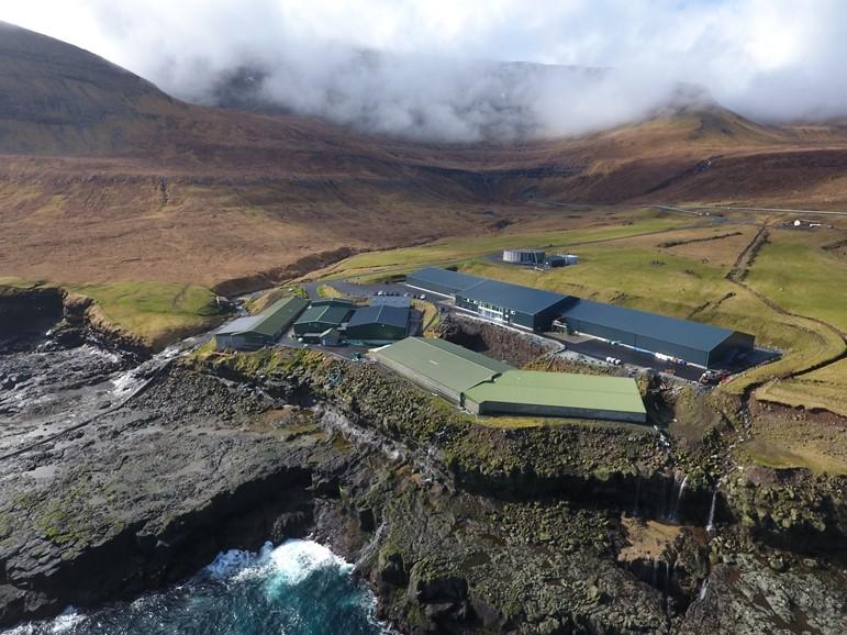 Smoltstøðin á Viðareiði verður útbygd