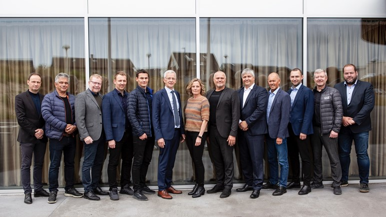 12 Faroese companies take lead on climate action ahead of COP26