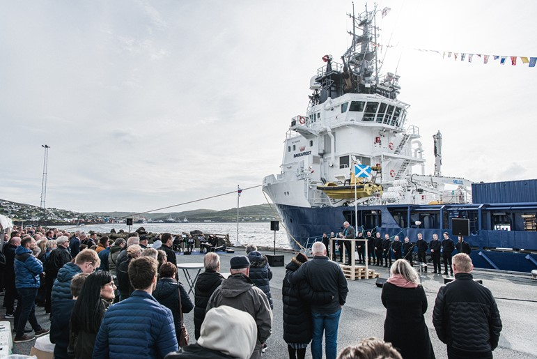 M/S Bakkanes has commenced operations